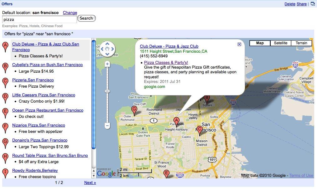 google offers map خرائط جوجل (Google Maps)، لمشروعك عنوان، ضعه الان، ليظهر بالمجان، لزبائنك حسب المكان.