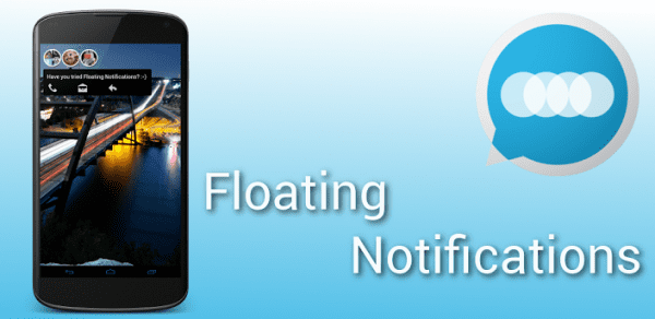 Floating Notifications trial