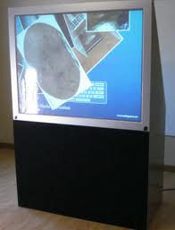 Rear-Projection