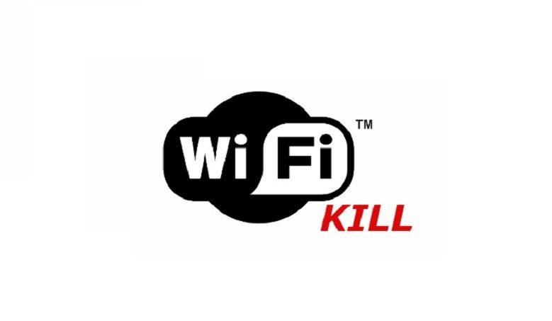 WIFI KILL اقطع الانترنت عن المتصلين معك على نفس شبكة الواي فاي