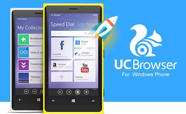 المتصفح UC Browser