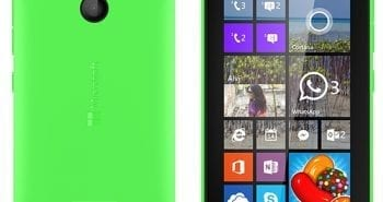 Mobile-Green-Microsoft-Lumia-435