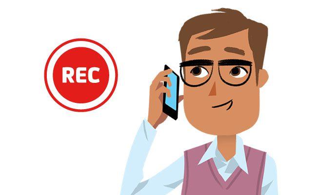 تسجيل مكالمات