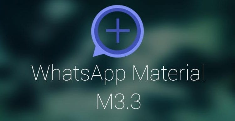 WhatsApp M3.3