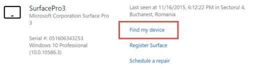 2015 11 22 100517 كيف تصل الى جهازك اللابتوب المسروق وتحدد موقع السارق   ويندوز 10