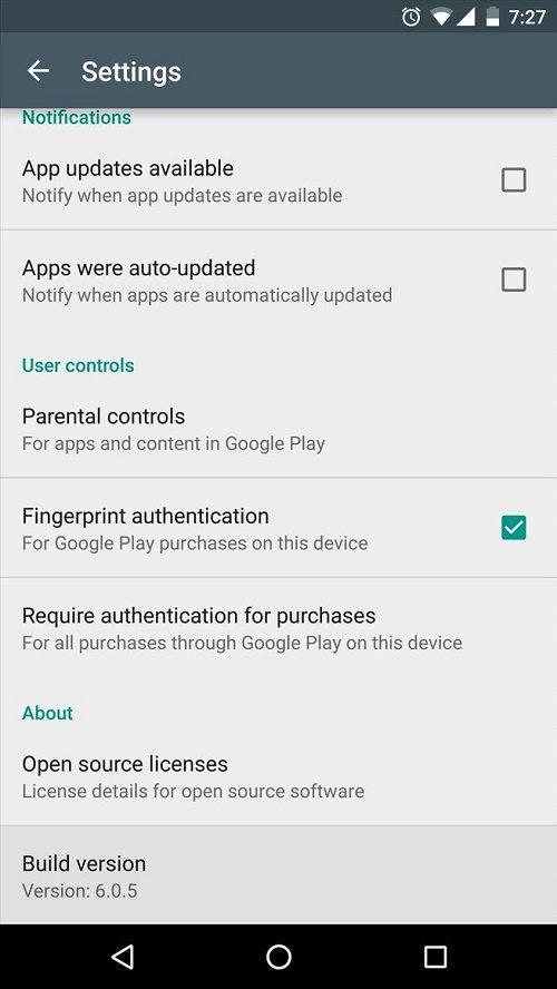 بتحديث متجر التطبيقات نفسه 5 نصائح  وإرشادات لابد أن تعرفها عن متجر جوجل بلاي