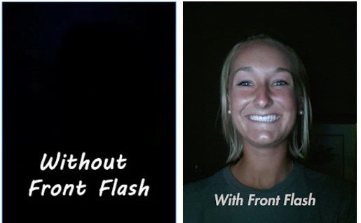 Front-Flash