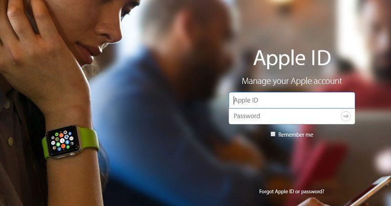كيف تحمي حساب iCloud