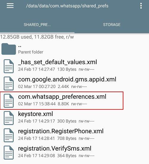 Screenshot 20170302 154127 كيف تتحكم في خصوصية الحالة على الواتساب؟ وكيف تعمل على تعطيلها بالكامل ؟