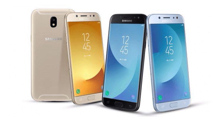 Samsung Galaxy J Series سعر ومواصفات جديد سامسونج Galaxy J7 و Galaxy J5 اصدار 2017