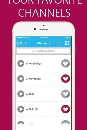 تطبيق OSL TV لمشاهده القنوات المشفره و المفتوحه و احدث الافلام2