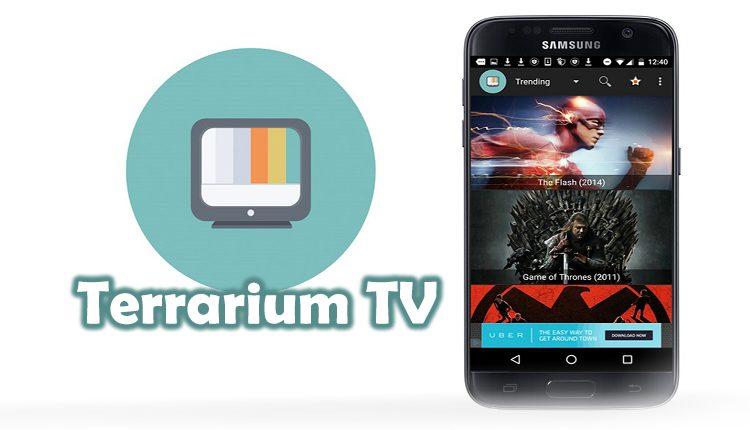 تطبيق Terrarium TV لمشاهده احدث الافلام و المسلسلات بجوده عاليه