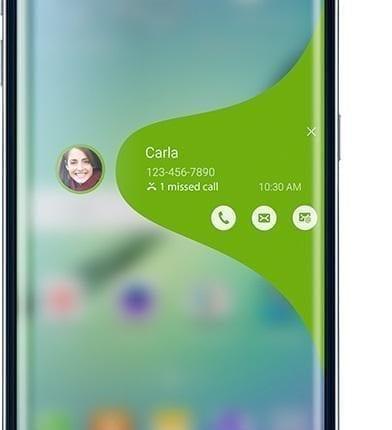 كيفية الحصول على القائمه الجانبيه مثل هاتف سامسونج جالاكسي S8