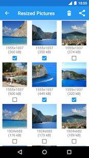 كيفية قص و تغيير حجم الصور بكل سهوله للاندرويد