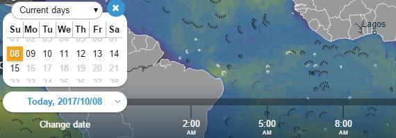 3 3 - حصريا تعرف على هذا الموقع الجديد الذي يمكنك من معرفة احوال الطقس و العواصف في اي منطقة من العالم - مميز جدا