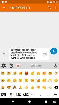 7 2 - طريقة جديدة لتحويل الصوت إلى نص في الواتس آب - تدعم اللغة العربية