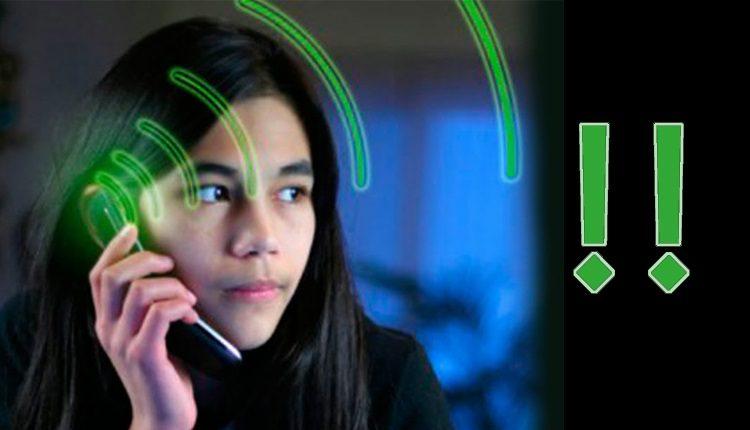 أضرار الهاتف المحمول !!