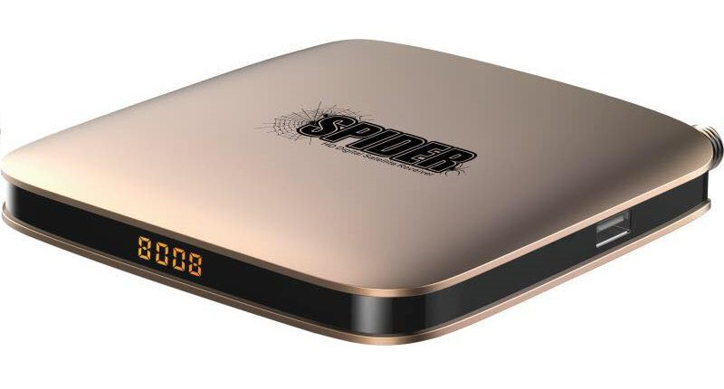 SPIDER T880 GOLD