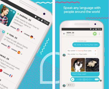 999999 - أفضل طريقة لتعلم اللغات الأجنبية بسهولة و بسرعة عبر التواصل مع الأجانب - طريقة ممتعة !