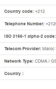 Cahjjjpture - طريقة رائعة لمعرفة هوية اي رقم مجهول اتصل بك - حاول أن تضع رقم هاتفك اولا !