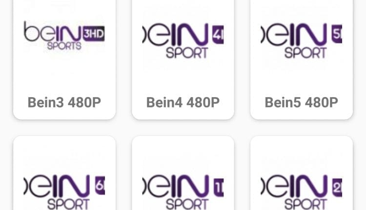 النسخة الاخيرة من التطبيق الشهير Genius Stream لمشاهدة جميع القنوات الرياضية و الترفيهية العالمية و العربية