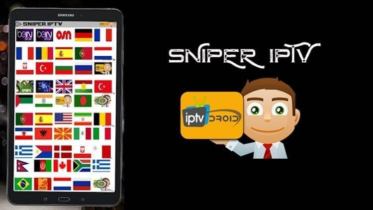 SNIPER IPTV
