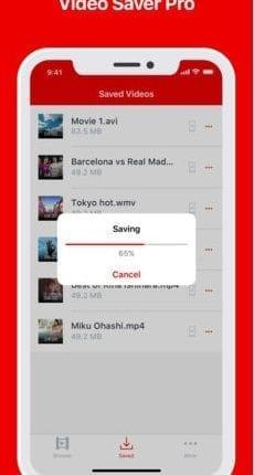 كيفية تحميل فيديوهات اليوتيوب و الفيس بوك و التويتر و الانستجرام لهواتف الايفون و الايباد
