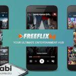 التحديث الاخير لتطبيق FreeFlix احد افضل التطبيقات لمشاهدة احدث الافلام و المسلسلات و حلقات الانمي