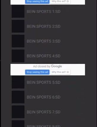 الاصدار الثاني من تطبيق ZeinSport لمشاهدة جميع القنوات المشفرة و المفتوحة من خلال سيرفر يتحمل اكثر من 5000 مشاهد