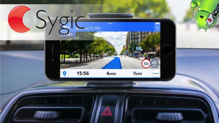 احدث اصدارات تطبيق الملاحة الاحترافي Sygic بنسخة مفتوحة لهواتف اندرويد