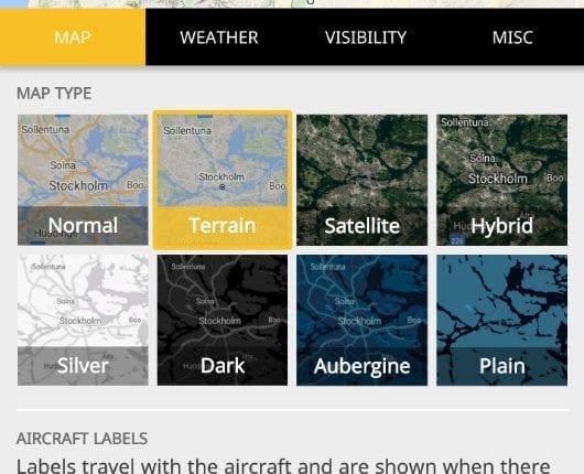 2018 04 16 101332 530x430 - تحميل احدث اصدار لتطبيق مراقبة حركة الطائرات Flightradar24 نسخة باشتراك Gold مفتوح