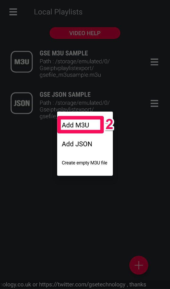 كيفية تشغيل ملفات m3u على اجهزة الايفون و الايباد لمشاهدة القنوات المشفرة و المفتوحة