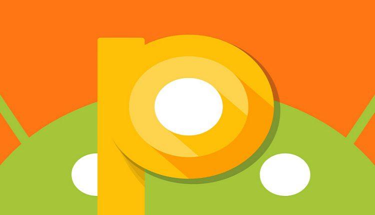 اندرويد الجديد Android P يأتي بواجهة مشابهة لايفون X