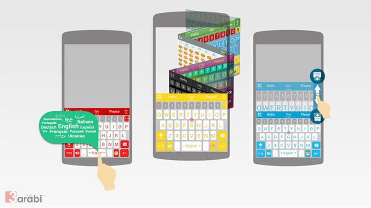 لوحة المفاتيح ai.type keyboard Plus + Emoji النسخة المدفوعة بكامل المزايا