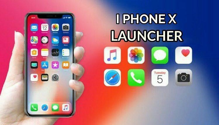 لانشر X Launcher Pro افضل لانشر للاندرويد لتغيير شكل هاتفك الى هاتف ايفون X