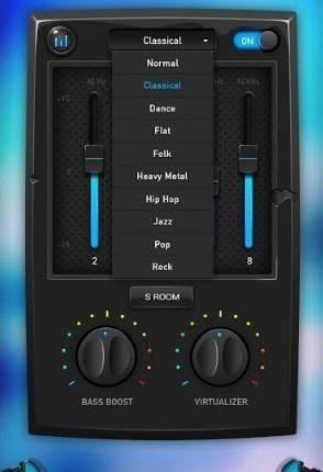 كيفية تحسين جودة و مستوى صوت الهاتف و اضافة التأثيرات
