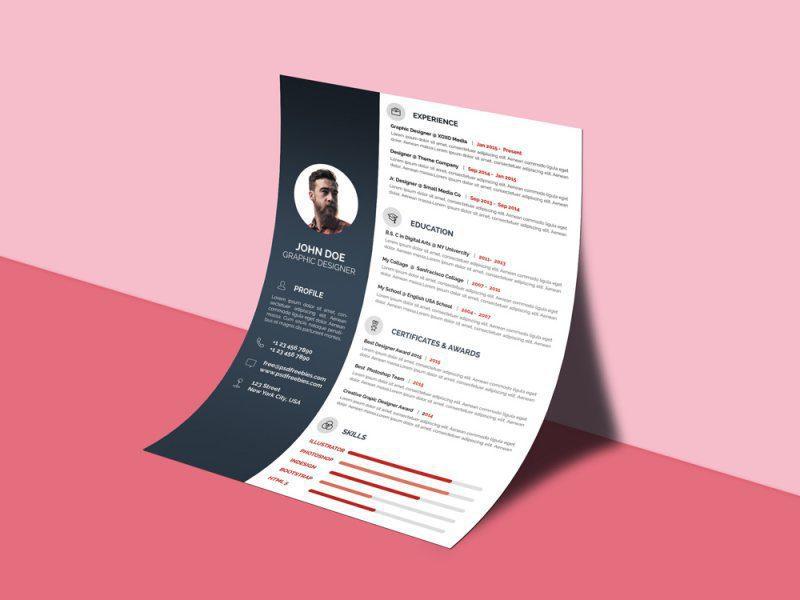 موقع rezumeet يقدم لكم أكثر من 30 سيرة ذاتية إحترافية للتعديل والتحميل مجاناً