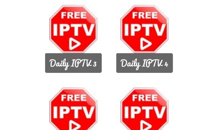 تطبيق Daily IPTV أفضل تطبيق للحصول على سيرفرات IPTV خاصة بك بشكل يومي بالمجان