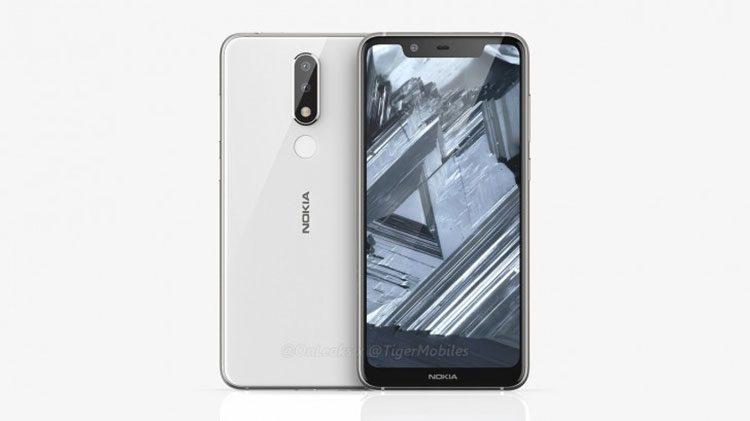 هاتف Nokia 5X بمواصفات عالية و سعر تشجيعي