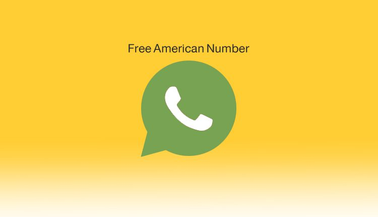 احصل على رقم أمريكي American Number Whatsapp وهمي مجانا | عربي تك