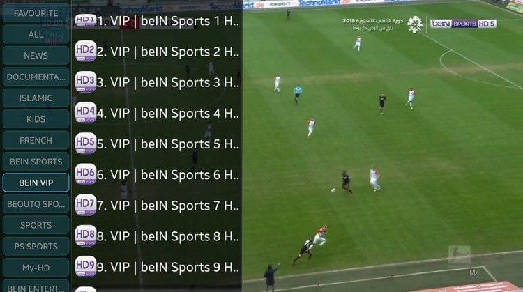 2018 08 03 164303 750x419 - Delux IPTV اضخم تطبيق IPTV لمتابعة البث الحي لمئات القنوات