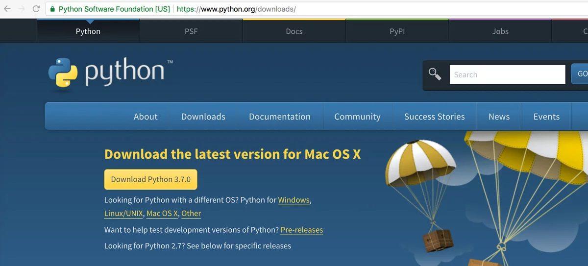 كيفية استخدام Python جهاز الخاص how_to_use_python_on