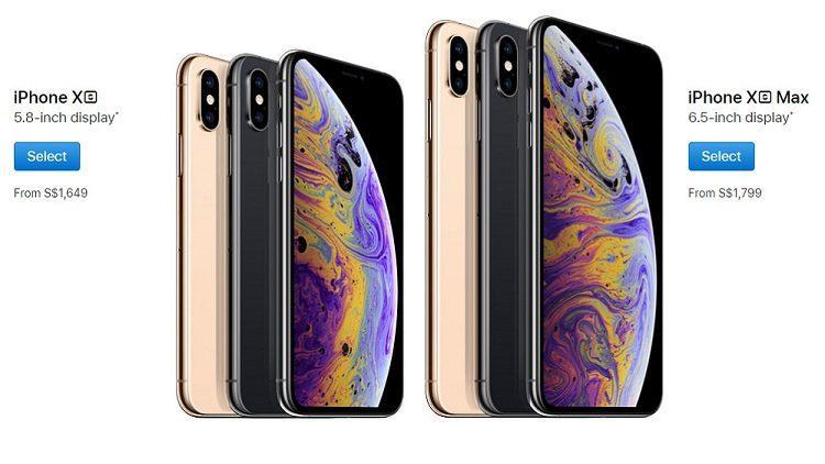 فتح باب الحجز المسبق لهواتف iPhone XS و XS Max والاسعار في السعودية