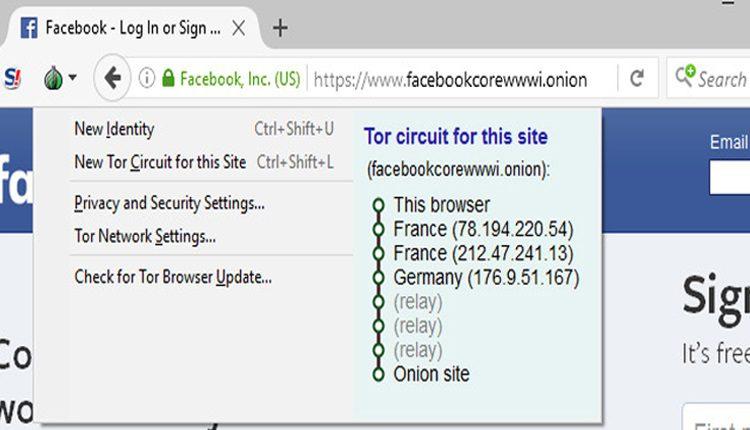 كيفية الوصول إلى مواقع .onion (المعروفة أيضًا باسم Tor Hidden Services)
