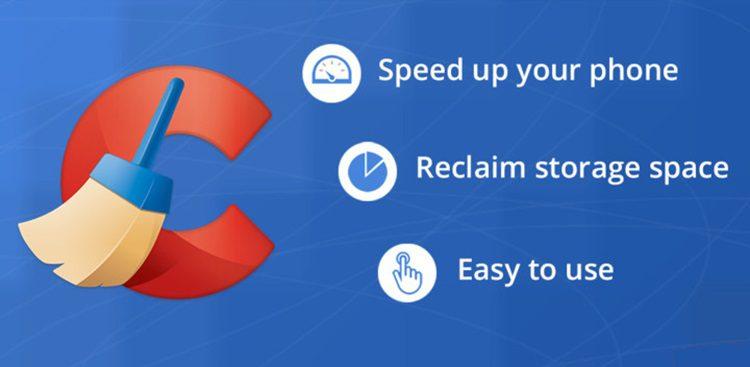 تنظيف هاتفك الجوال واستعادة حالته الاولى مع أفضل تطبيق CCleaner