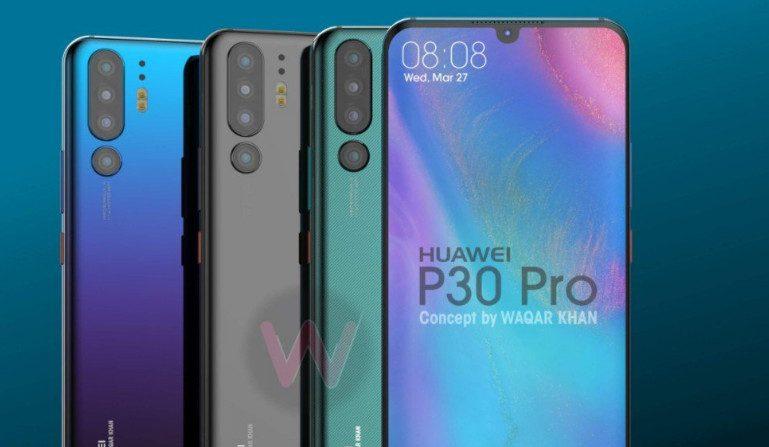 سعر ومواصفات هواتف Huawei P30 و Huawei P30 Pro