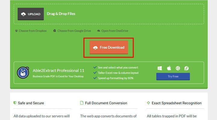 كيفية تحويل ملف PDF إلى pdftoexcel13-720x720
