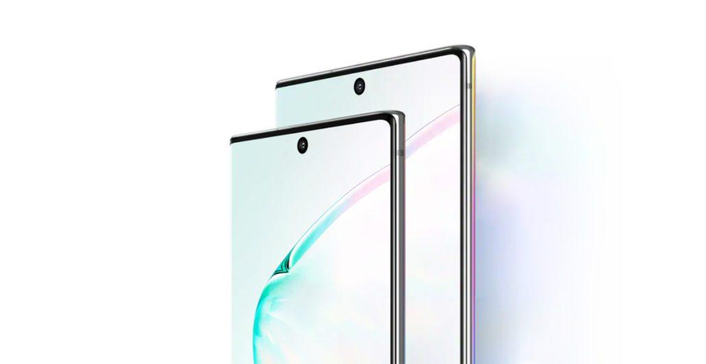 هاتف Galaxy Note 10+ يتفوق على هاتف iPhone XS Max فى إختبار التحمل