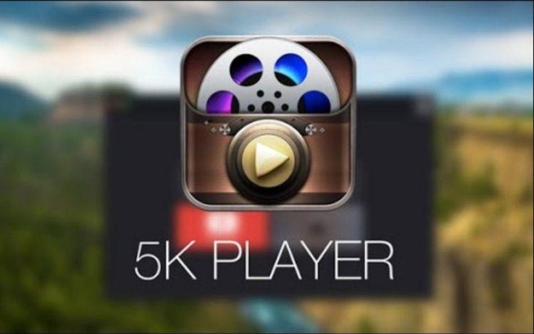 برنامج 5KPlayer