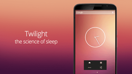 تطبيق Twilight